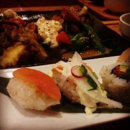 お野菜のお寿司