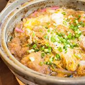 黒豚ロースカツとじ鍋定食