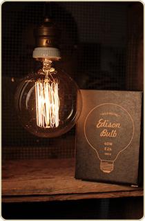 Edison Bulb(エジソンランプ)