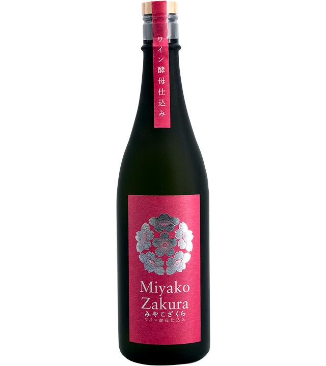 ◇Miyako Zakuraワイン酵母仕込み