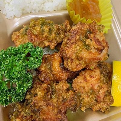 宮崎鶏唐揚げ弁当