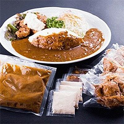 チキン南蛮カレー3食セット
